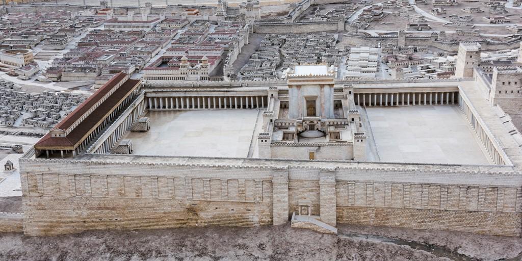 דגם בית המקדש