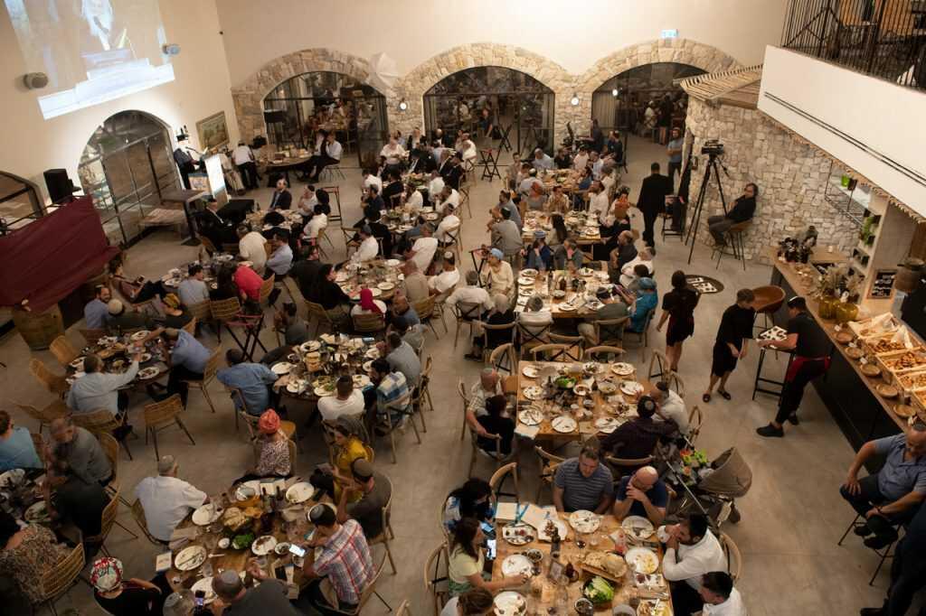 סעודת המסורת | צילום: שחר כהן | באדיבות פרופ זהר עמר