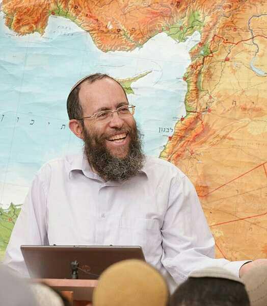 הרב שמואל אריאל {| צילום - בנימין גלינסקי, CC BY-SA 4.0 , via Wikimedia Commons