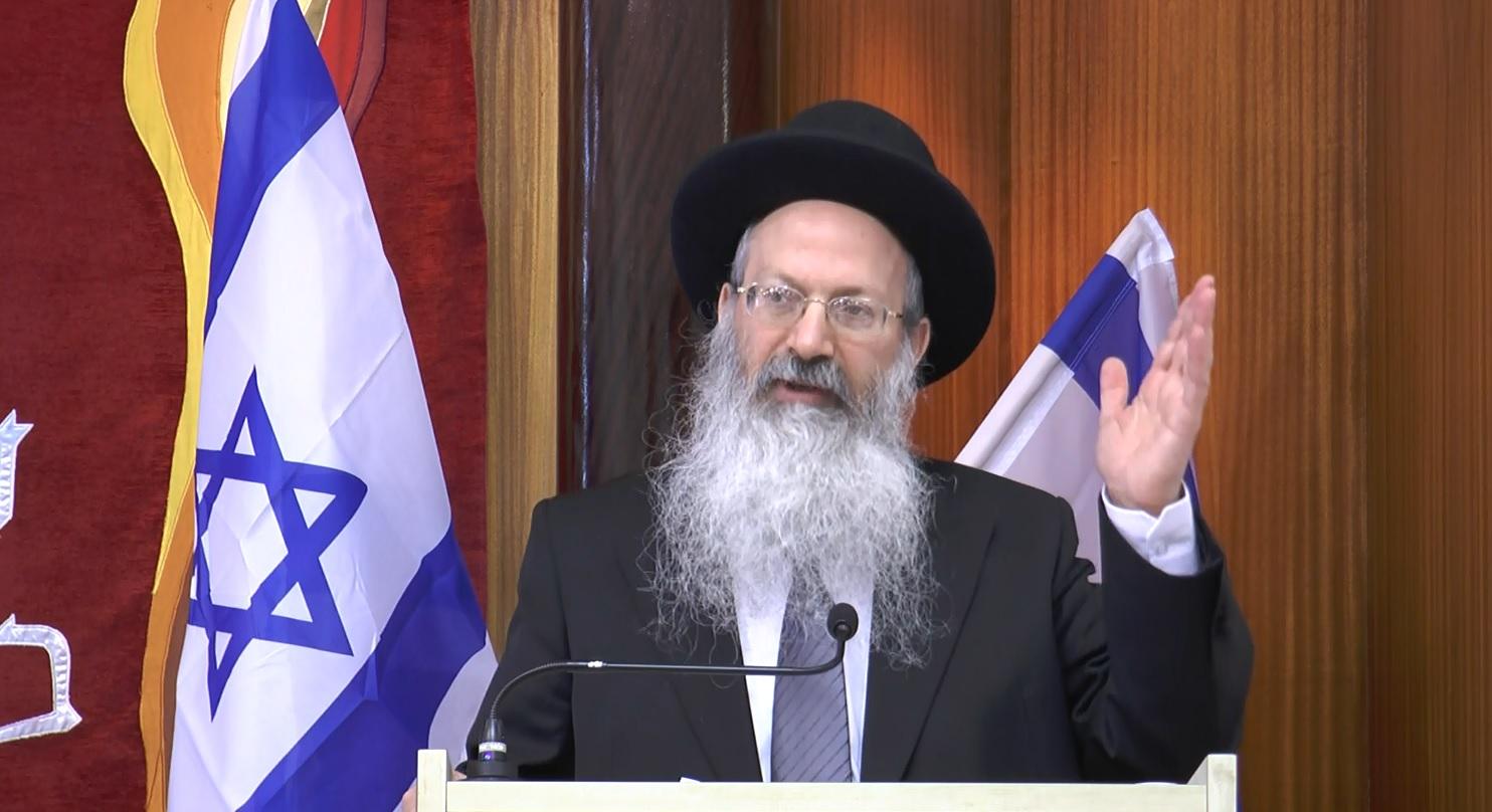 El rabino Eliezer Melamed